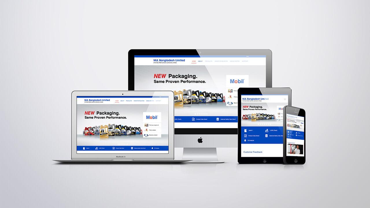 Roopokar Bangladesh | Providing quality web design, website