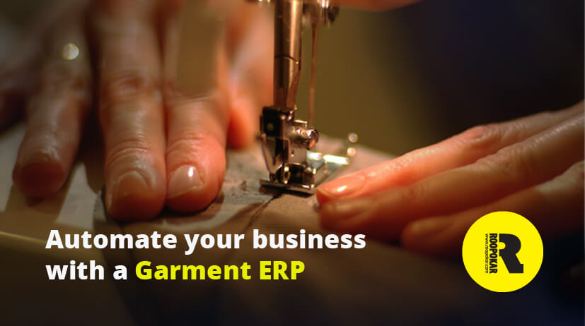 Garment ERP/ garment ERP development in bangladesh