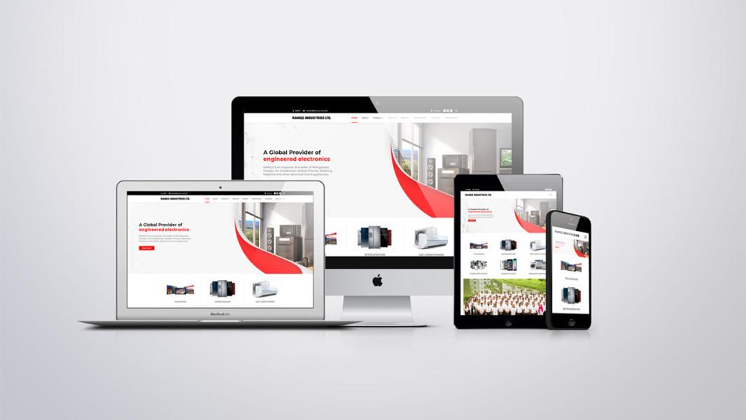 Roopokar Bangladesh   Providing quality web design, website