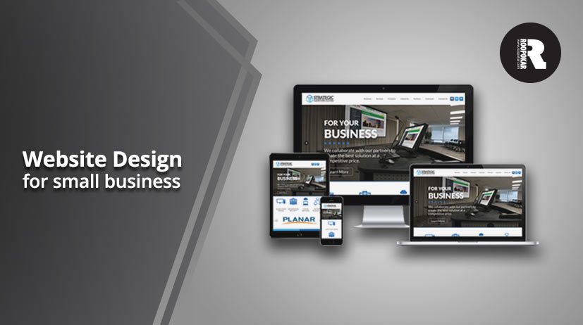 Roopokar Bangladesh Small Business Website Design At The Best Price